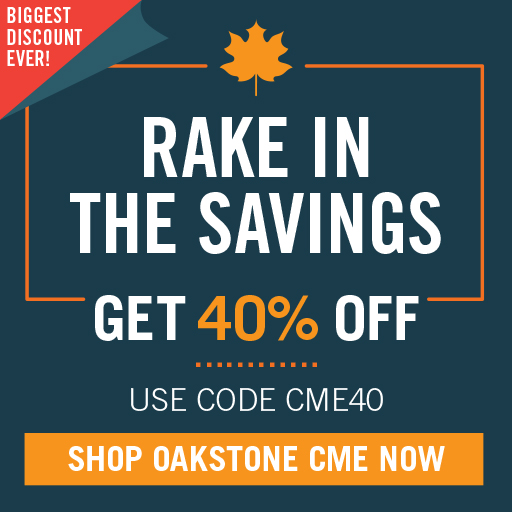 40% OFF CME