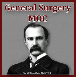 Osler General Surgery Recertification Review